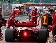 Gran Premio Formula 1 Ungheria streaming