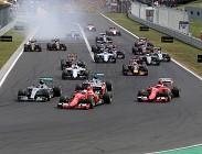 Streaming Gran Premio Formula 1 Ungheria diretta live