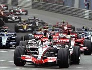Formula 1 Usa streaming live. Vedere siti web, link