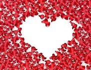 San Valentino frasi romantiche, divertenti, d'amore da inviare su Facebook, Whatsapp con sms video, foto, immagini