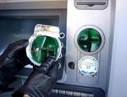 Attenti alla spia nel bancomat