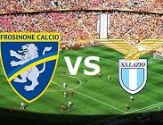 Frosinone Lazio streaming gratis live diretta.Dove vedere siti web migliori, link