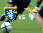 Frosinone Lazio streaming gratis live diretta. Dove vedere e come. Siti web migliori, link (AGGIORNAMENTO)
