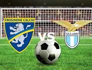 Frosinone Lazio streaming gratis live diretta link, siti web. Dove vedere