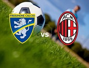 Frosinone Milan Serie A streaming