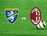 Frosinone Milan streaming siti web Rojadirecta