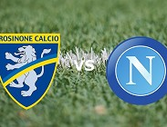 Frosinone Napoli siti web e link streaming