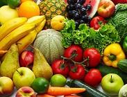 frutta verdura porzioni ideali
