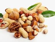 Frutta secca diversi benefici