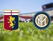 streaming Genoa Inter