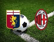 Genoa Milan streaming live gratis siti web, migliori link. Dove vedere (aggiornamento)