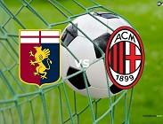 Genoa Milan streaming gratis live migliori siti web, link. Dove vedere