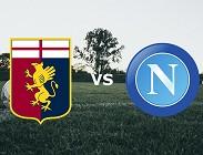 Genoa Napoli streaming live gratis. Dove vedere (aggiornamento)