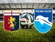 Genoa Pescara streaming. Dove vedere