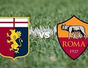 Streaming Genoa-Roma