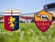 Genoa-Roma streaming
