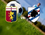 Genoa Sampdoria in streaming