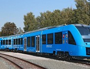 Primo treno ad idrogeno al mondo