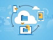 Cloud, aziende, fatturazioni, magazzini, software gestionali