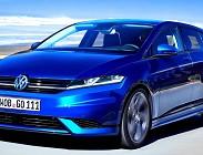 Volkswagen Golf 8 R sportiva