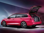 Motori e consumi Golf Variant