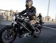 Harley Davidson elettrica prodotta in Italia