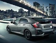 Recensioni nuovo modello Honda Civic