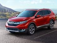 Honda Cr-V 2019, opinioni