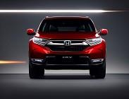 Honda Cr-V: prezzi listino
