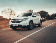Honda Cr-V Hybrid 2019: prezzi
