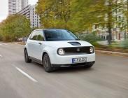Recensioni nuova auto elettrica