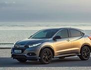 Honda Hr-V 2019: prezzi listino