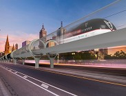 hyperloop, treno, italiano