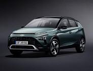 Dimensioni e motori Hyundai Bayon 2021