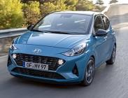 Opinioni Hyundai i10 2020
