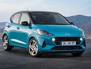 Prezzi e dotazioni Hyundai i10 2020