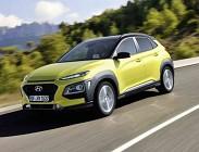 Hyundai Kona 2019: prezzi listino