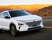 Hyundai Nexo pochi eletti