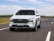 Hyundai Santa Fe 2020-2021