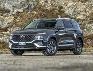 Recensioni nuovo suv Hyundai Santa Fe