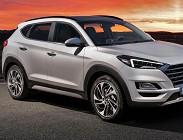 Nuova auto Hyundai Tucson