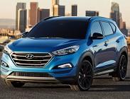 Hyundai Tucson 2019: prezzi listino
