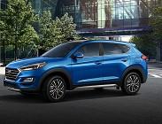 Motori e interni Hyundai Tucson