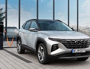 Nuovo suv Hyundai Tucson Hybrid 2021
