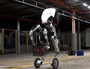 Robot, camminare, correre, Boston Dynamics