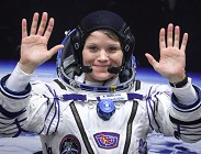 Passeggiata per donne nello spazio