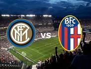 Inter Bologna streaming gratis live. Vedere su link, siti web (IN AGGIORNAMENTO)