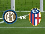 Inter Bologna streaming. Rispetto alla carta previsioni molto meno sicure