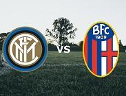 Inter Bologna streaming gratis live link, siti web. Dove vedere