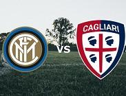 Cagliari Inter streaming. Dove vedere in chiaro diretta